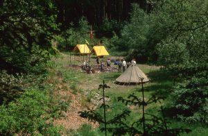 Floktur til Nyvang Grusgrav - Maj 1987