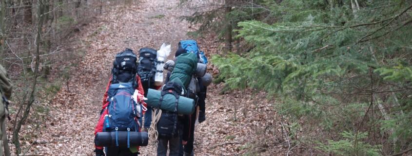 Spejdere i Skov
